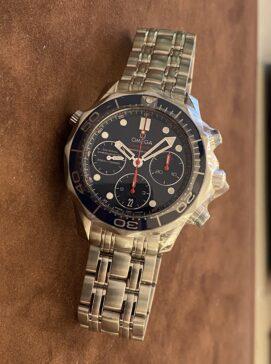 Omega Seamaster Diver 300M Co-Axial Chronograph